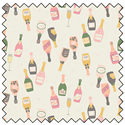 """Additional Images for Prosecco Pop - CREAM - 44"""" x 13.7 M"""