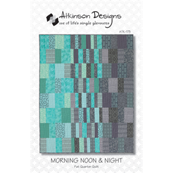 Morning, Noon, and Night Pattern