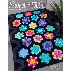Sweet Tooth - A Block of the Month Quilt
