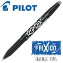 Additional Images for Frixion Pen Fine Point (.7 mm) Heat Erase - BLACK