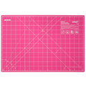 "Additional Images for OLFA Splash Rotary Mat - 12"" x 18"" - PINK"