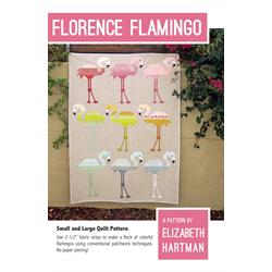 Florence Flamingo Pattern - JANUARY 2018