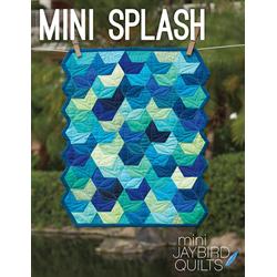Mini Splash Quilt Pattern