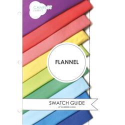 Flannel Shade Card