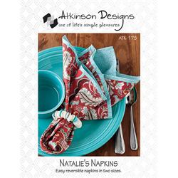 Natalie's Napkins Pattern