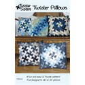 Additional Images for Twister Pillows Pattern
