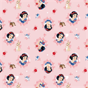 "Additional Images for Snow White in Wreath - PINK - 44"" x 13.7 M"