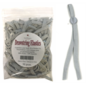 Additional Images for Drawstring Mask Elastics - 50 PCS - GRAY