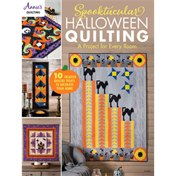 Spooktacular Halloween Quilting