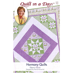 Harmony Quilts Pattern