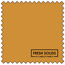 "Fresh Solids - MARIGOLD - 44"" x 13.7 M"