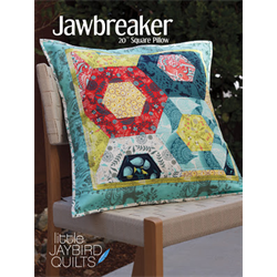 Jawbreaker Pillow Pattern