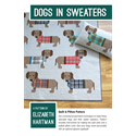 Additional Images for Dogs in Sweaters Pattern