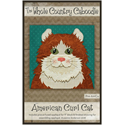 Additional Images for American Curl Precut Fused Appliqué Kit