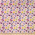 """Additional Images for Retro Blast Stickers - PINK -  44"""" x 13.7 M"""