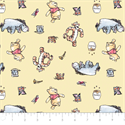 """Additional Images for Busy Days - CHAMOMILE - 44"""" x 13.72 M"""