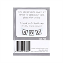 Additional Images for Gray Alphabitties Specialty Marking Tools