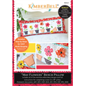 Additional Images for May Flowers - Bench Pillow Machine Embroidery CD
