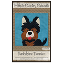 Additional Images for Yorkshire Terrier Precut Fused Appliqué Kit