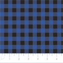 "Additional Images for Buffalo Plaid - ROYAL - 44"" x 13.7 M"