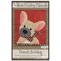 Additional Images for French Bulldog Precut Fused Appliqué Kit