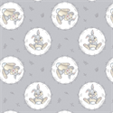 """Additional Images for Thumper Sentimental - GREY - 44"""" x 13.7 M"""
