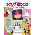 Additional Images for Sewing Scrap Blocks with Character
