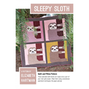 Additional Images for Sleepy Sloth Pattern