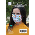 Additional Images for Sew Your Own - Reversible Face Mask Kit