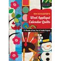 Kim Schaefer's Wool Appliqué Calendar Quilts - DECEMBER 2019