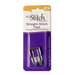 1/4 Dual Feed Straight Stitch Foot  for HQ Stitch 710