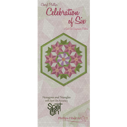 Celebration of Six - A Spot On Companion Pattern