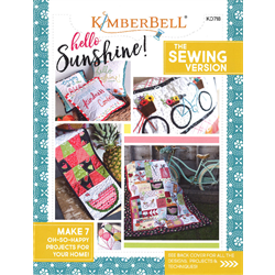 Hello Sunshine! - The Sewing Version
