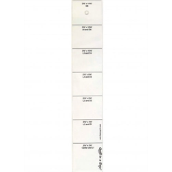 Original Log Cabin Ruler