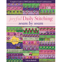 Joyful Daily Stitching, Seam by Seam