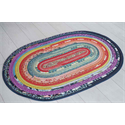 Additional Images for Jelly Roll Rug Pattern