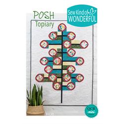 Posh Topiary Pattern