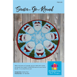 Santa-Go-Round Pattern