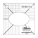 Additional Images for HQ Mini Oval Ruler