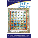 Additional Images for Big Star Little Star Pattern