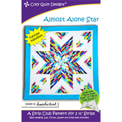 Almost Alone Star Pattern