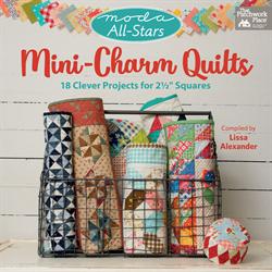 Moda All -Stars  - Mini-Charm Quilts