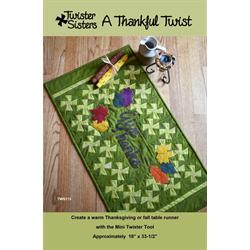 A Thankful Twist Pattern