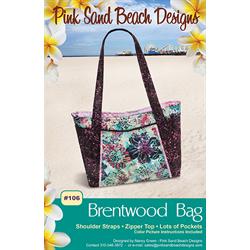Brentwood Bag Pattern