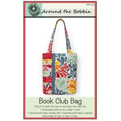 Book Club Bag Pattern