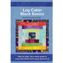 Log Cabin Block Basics
