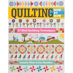Quilting Row by Row - NOVEMBER 2017