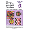 "Kite and Crown 2"" -  One-derful One Patch Templates"
