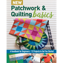Additional Images for New Patchwork & Quilting Basics