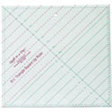 Triangle Square Up Ruler - 9 1/2""